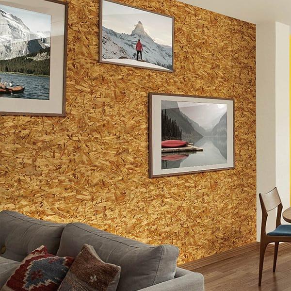 楽天市場 はがせる壁紙rilm 93cm幅オーダーカット 336 木目柄osb合板